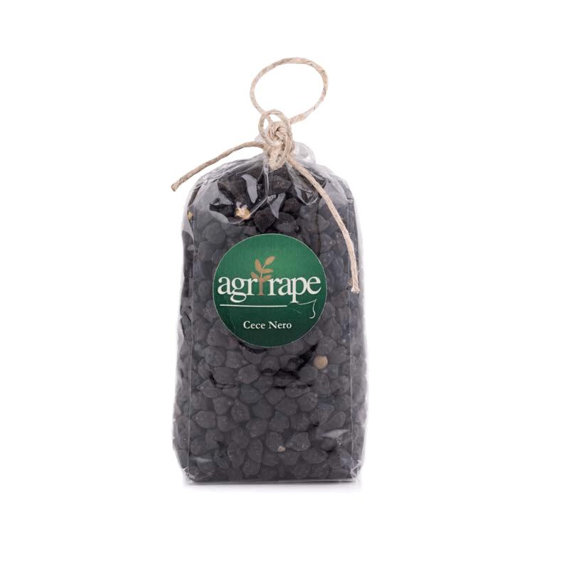 Black chickpeas 250g - Agrirape Agrirape - 1