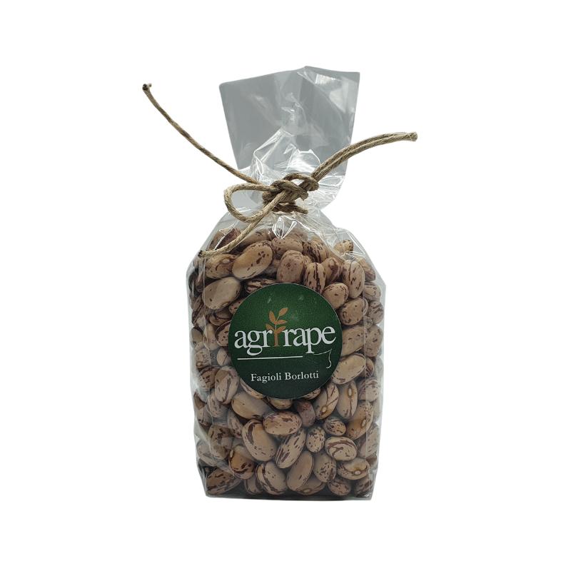 Borlotti beans 250g - Agrirape Agrirape - 1