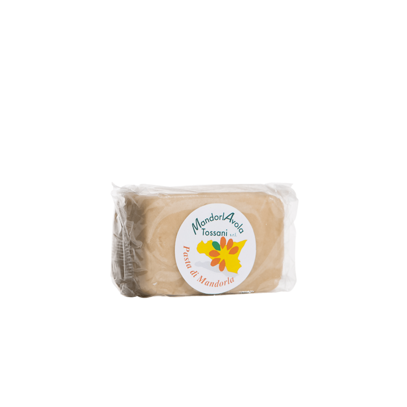 белая миндальная паста 200 г Tossani Srl - 1