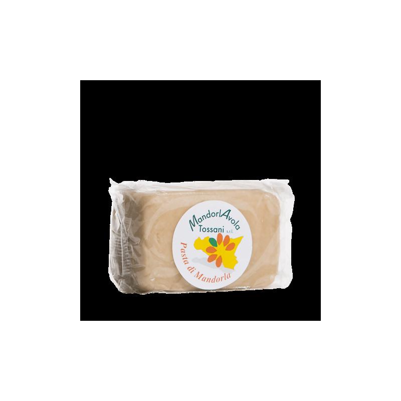 pasta di mandorle bianca 200 g Tossani srl - 1