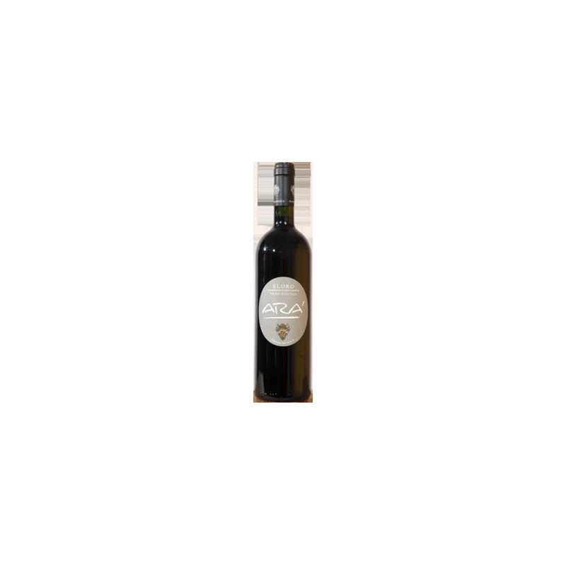 авола черный ара 75 cl Cantina Felice Modica - 1