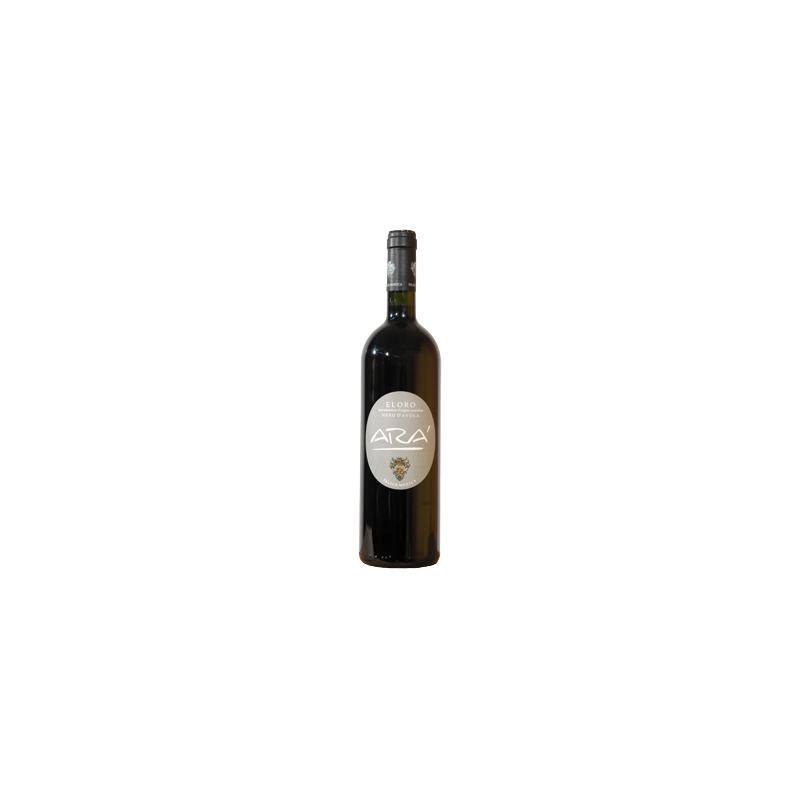 guacamayo negro avola 75 cl Cantina Felice Modica - 1