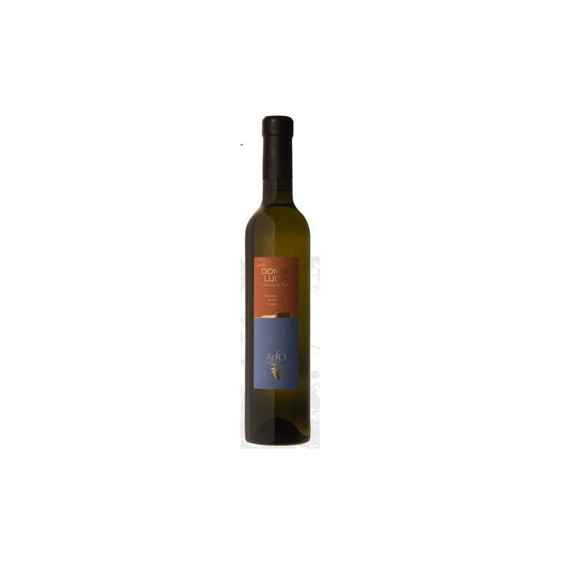 muscat de femme bien connue lucia 50 cl Vini Arfò - 1