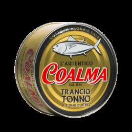 угольный тунец - подлинный 160 г Due Pavoni - Coalma - 1