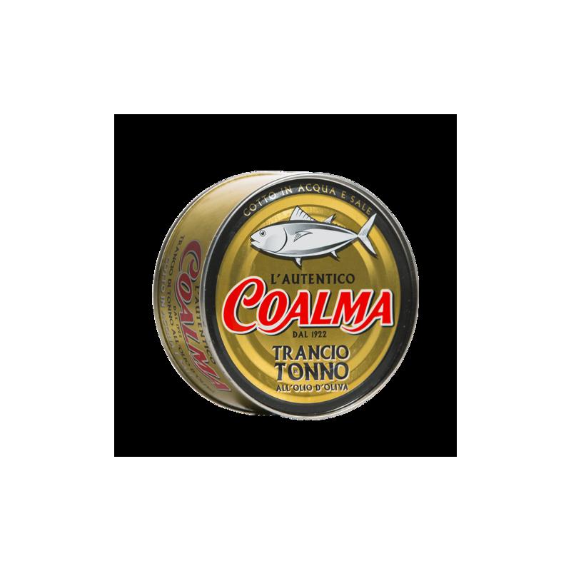thon à charbon - l'authentique 160 g Due Pavoni - Coalma - 1