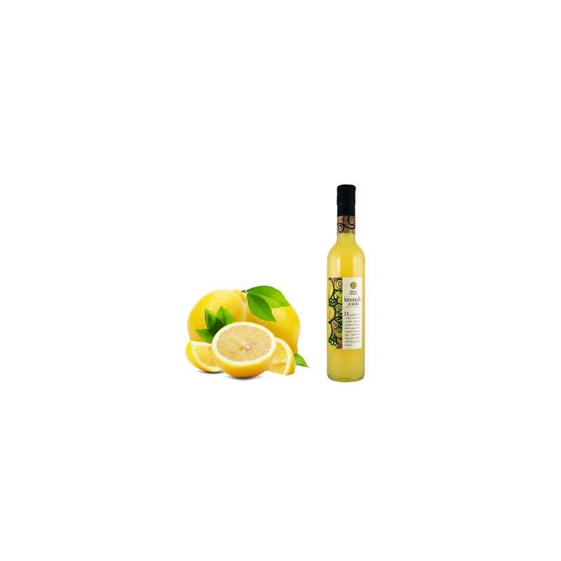lemoncello di sicilia 50 cl Bomapi - 1