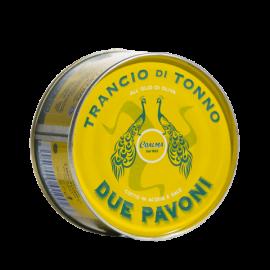 угольный тунец 80 г Due Pavoni - Coalma - 1