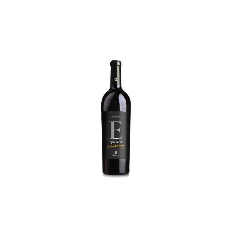 l'expression chardonnay 75 cl Feudo Rudinì - 1