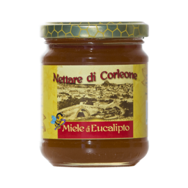 abeja negra eucalipto miel corleone sicula 250 g Comajanni Giuseppe - 1