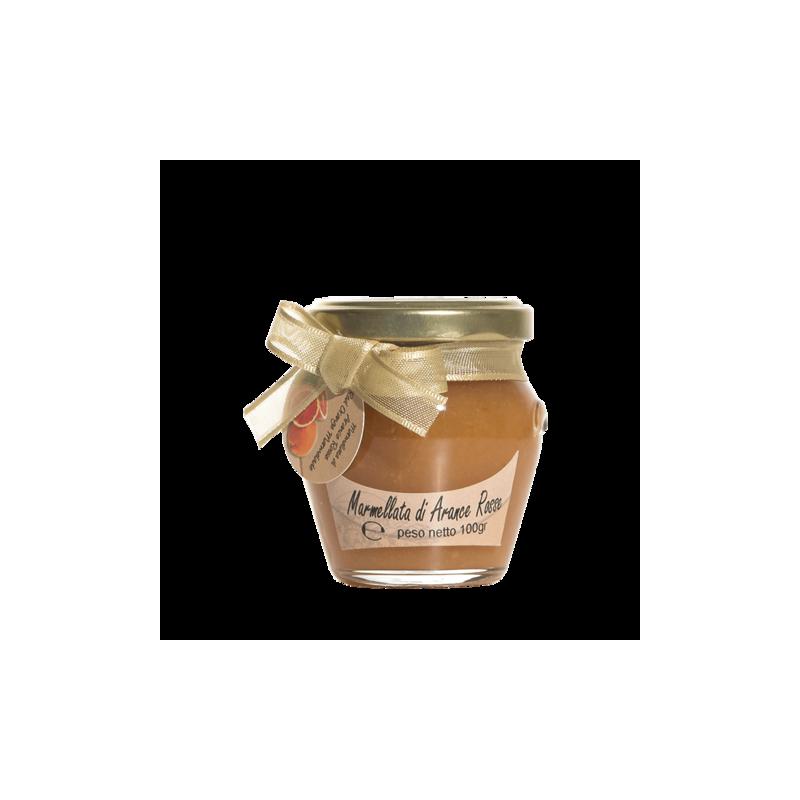 Rote Orange Marmelade von Sizilien La Dispensa Dei Golosi - 1
