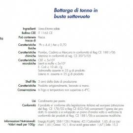 bottarga di tonno a trance Campisi Conserve - 2