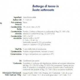 tuńczyk bottarga trance Campisi Conserve - 2