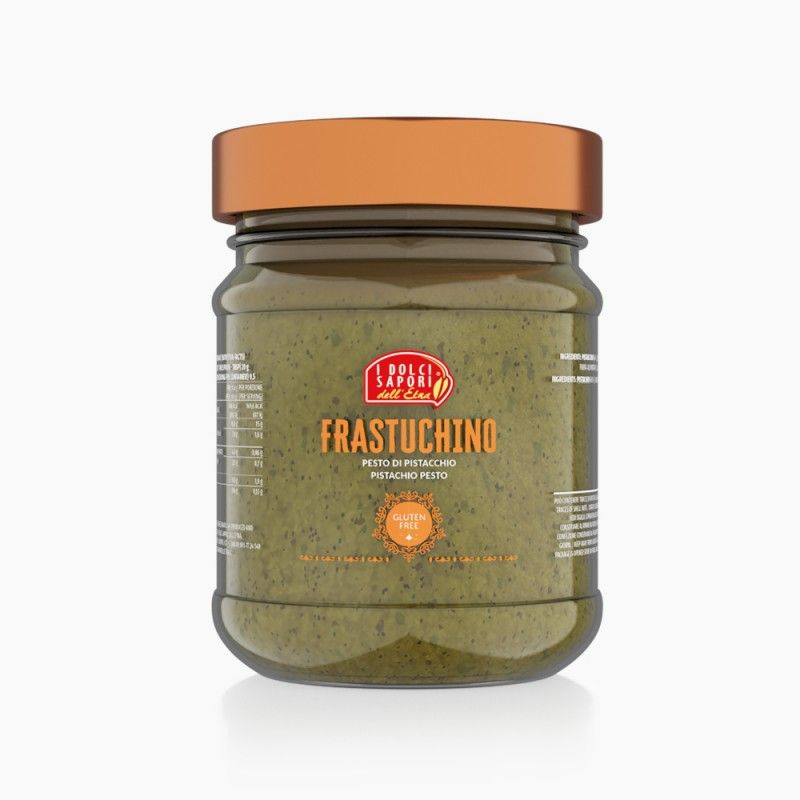 pesto de pistacho I Dolci Sapori Dell'etna - 1