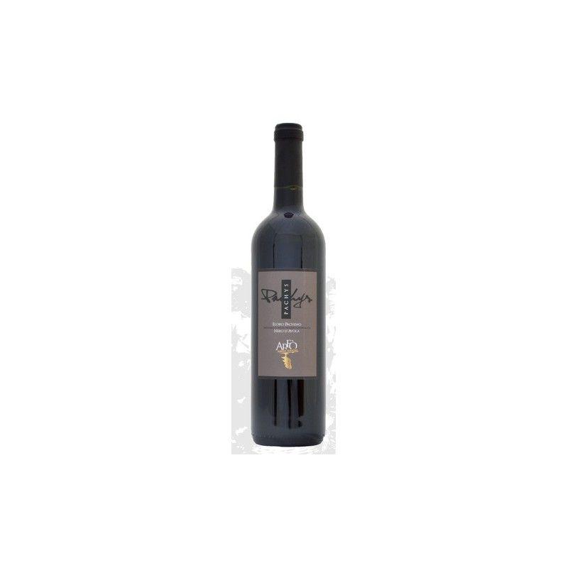 черный avola pachys d.o.c. 75 cl Vini Arfò - 1