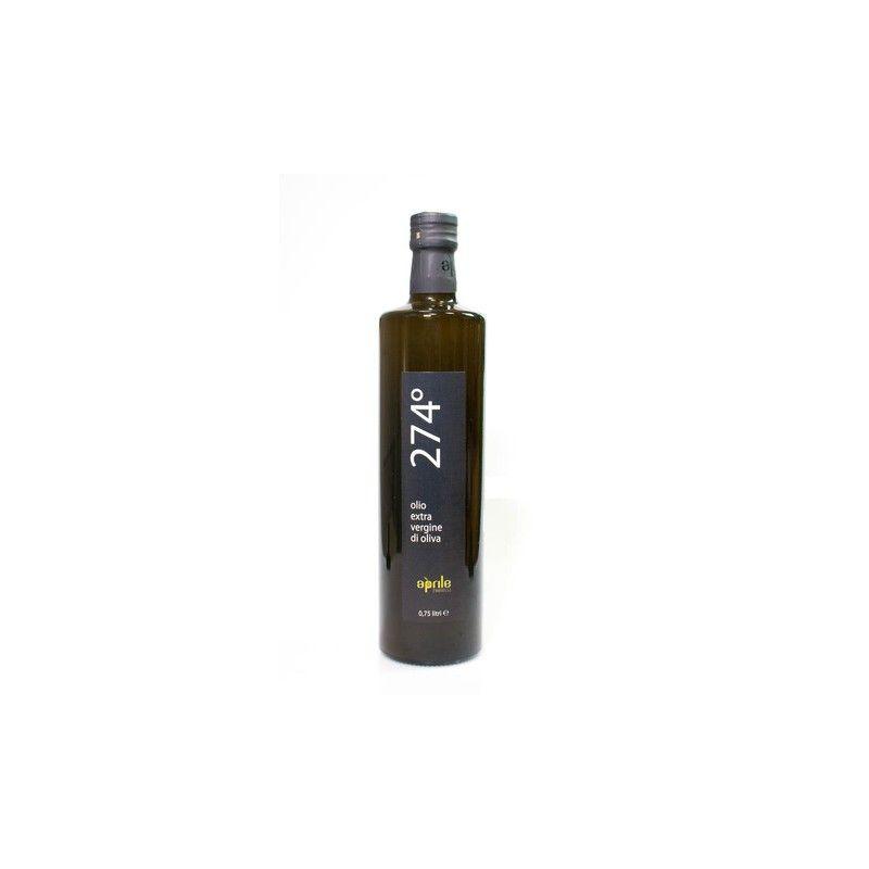 """Оливковое масло экстра-девственное 274 """"75 cl F.lli Aprile - 1"""