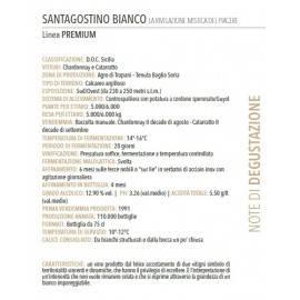 santagostino bianco 75 cl Firriato - 2