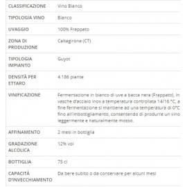 frabianco 75 cl Judeka - 2