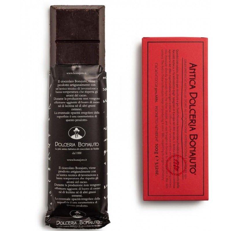 cioccolato alla cannella 100 g - Bonajuto Bonajuto - 1