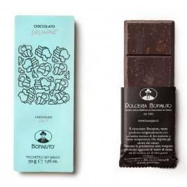 Salzschokolade 50 g - Bonajuto Bonajuto - 1