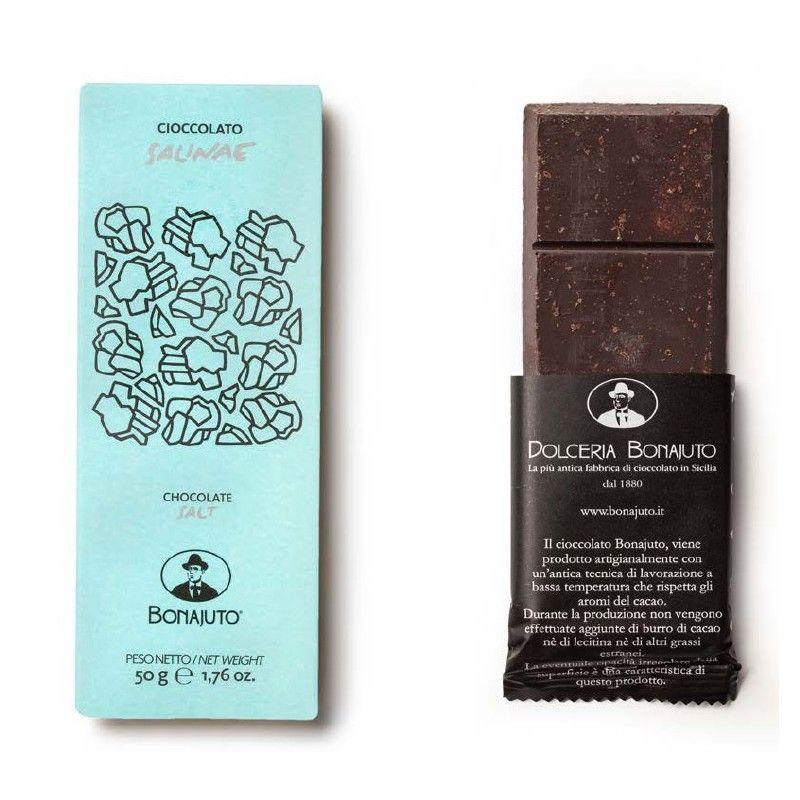 chocolat salé 50 g - Bonajuto Bonajuto - 1
