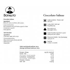 chocolate salgado 50 g - Bonajuto Bonajuto - 2