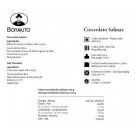 Salzschokolade 50 g - Bonajuto Bonajuto - 2