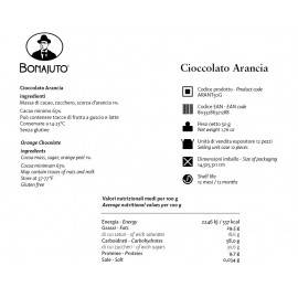 chocolat orange 50 g - Bonajuto Bonajuto - 2
