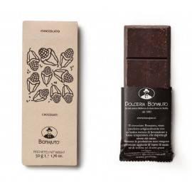 純粋なチョコレート 90% 50 g - Bonajuto Bonajuto - 1