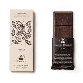 czysta czekolada 80% 50 g - Bonajuto Bonajuto - 1
