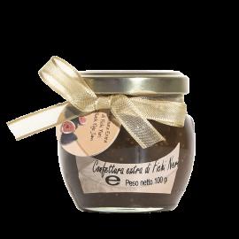 Extra Konfitüre schwarzer Feigen La Dispensa Dei Golosi - 1