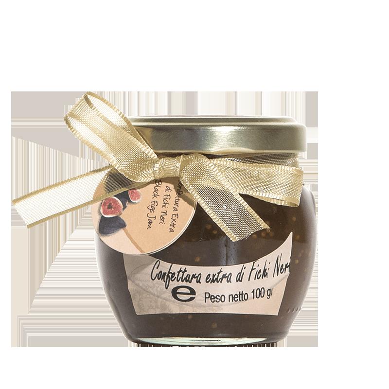 dodatkowy dżem z czarnych fig La Dispensa Dei Golosi - 1
