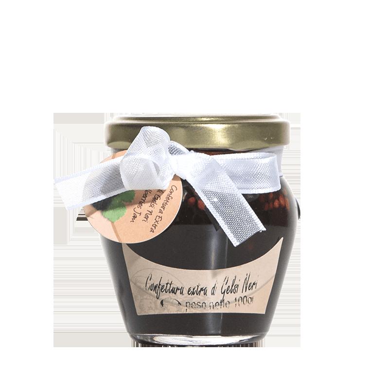 Extra Marmelade aus schwarzem Maulbeer La Dispensa Dei Golosi - 1