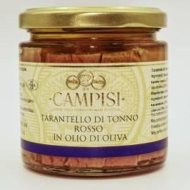 クロマグロタランテッロ 220g Campisi Conserve - 2