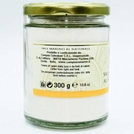натуральная морская соль горшок 300 г Campisi Conserve - 2