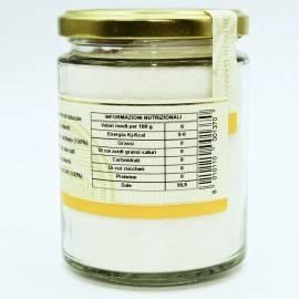 pote de sal marinho natural 300 g Campisi Conserve - 4