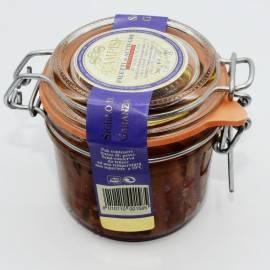 filetti di acciughe extra con peperoncino vaso erm. Campisi Conserve - 4
