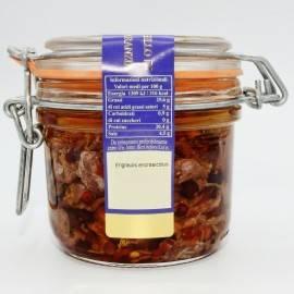 pezzetti di acciughe speziate 200 g Campisi Conserve - 3