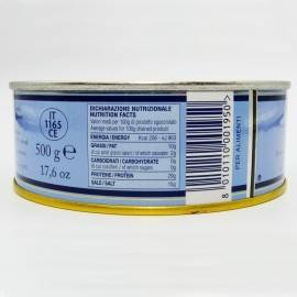 anchovy fillets in tin can 500 g Campisi Conserve - 4