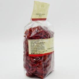 dried cherry tomatoes in flow pack 250 g Campisi Conserve - 3