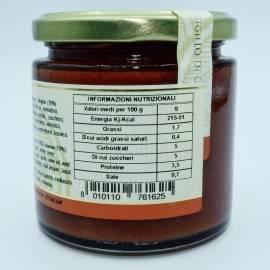 sos gotowy do tuńczyka 220 g Campisi Conserve - 4
