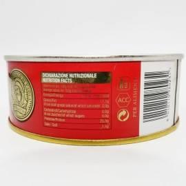 Atún mediterráneo en aceite de oliva de estaño 500 g Campisi Conserve - 4