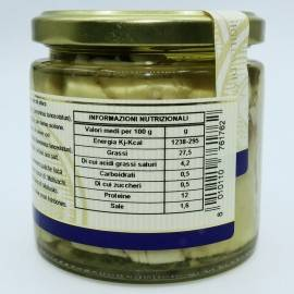 grouper with capers 220 g Campisi Conserve - 2