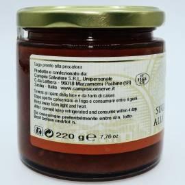 sauce prête à attraper 220 g Campisi Conserve - 2