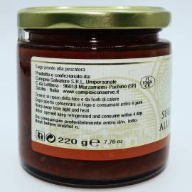ready-made seafood sauce 220 g Campisi Conserve - 2