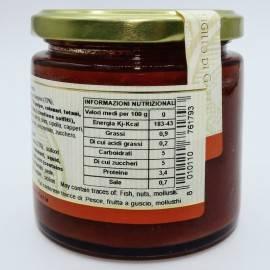 sauce prête à attraper 220 g Campisi Conserve - 4