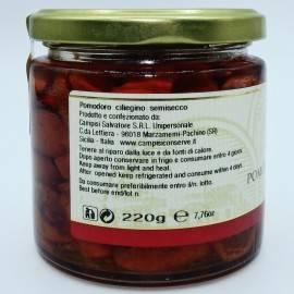 pomodoro ciliegino semisecco Campisi Conserve - 2
