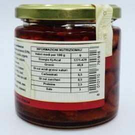semi-dried cherry tomatoes Campisi Conserve - 4