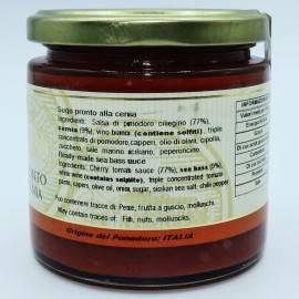 Grouper fertig Sauce 220 g Campisi Conserve - 2