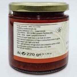 Sauce bereit zu kräuseln 220 g Campisi Conserve - 2