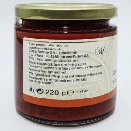 sauce prête à boucler 220 g Campisi Conserve - 2